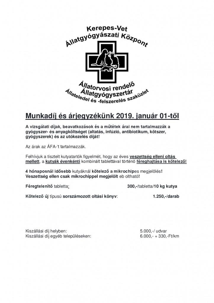 Munkadij-arjegyzek-KerepesVet-2019.-01.-01.-001