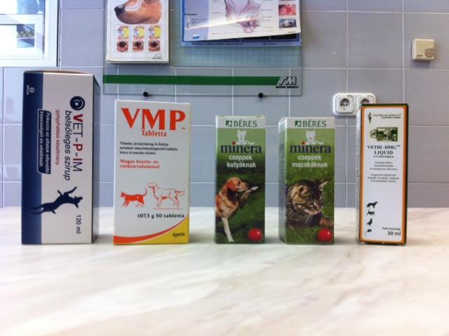 Immunállapot javító készítmények