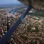 Szeged látképe Alsóváros felol
